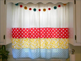 Grommet Kitchen Curtains Kitchen Red Floral Curtains Grey Kitchen Curtains Curtains