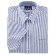 Oklahoma how to fold a shirt for travel images Stafford easy care short sleeve oxford dress shirt