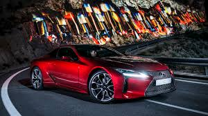 lexus lc 500 launch date lexus lc 500 moves a mountain in latest promo