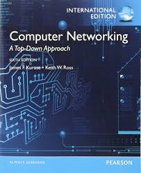 computer networking james f kurose keith w ross james f
