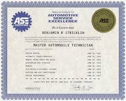 lexus mechanic las vegas bj u0027s current ase master certificate u2013 the las vegas car fixer