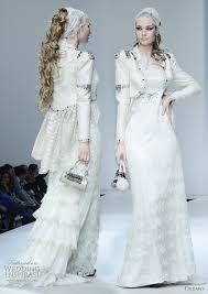 winter wedding dresses 2010 wedding gowns from firdaws by medni wedding inspirasi