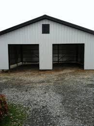 30x30x10 garage www nationalbarn com national barn company