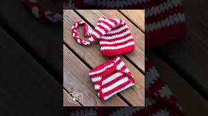 crochet fingerless gloves for kids youtube