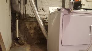 plumbing utility sink and washing machine drain pipe home