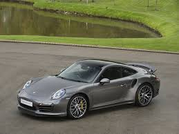 2017 black porsche 911 turbo stock tom hartley jnr