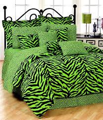 Girls Bright Bedding by 14 Best Zebra Bed Sets Images On Pinterest Zebra Bedding Bed
