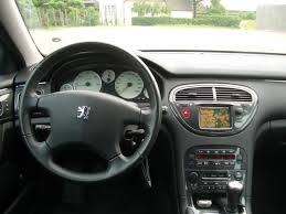 peugeot 607 peugeot 607 2 2 2006 auto images and specification