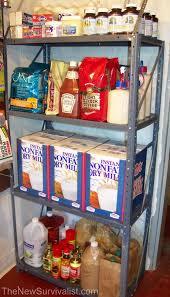 Shelf Reliance Shelves by Emergency Preparedness Food