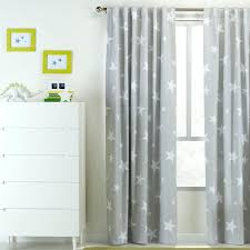 White And Grey Nursery Curtains Curtain Grey Curtains For Nursery Image Of White Type Elephant