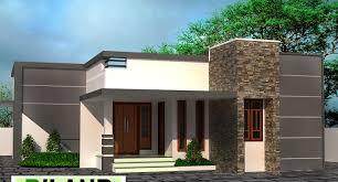Home Design 900 Square 900 Square Feet Single Floor 2 Bhk Contemporary Home Design