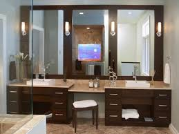 bathroom vanity mirrors ideas ideas for mirrors in bathrooms widaus home design