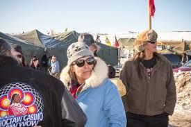 the survival of standing rock the fader
