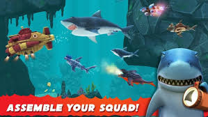 hungry shark evolution hacked apk hungry shark evolution apk free arcade for android