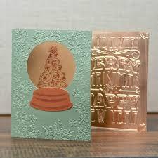 handmade christmas card ideas happy hour projects