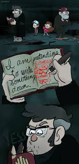 Stanford Meme - stanford be nice to ur brother gravity falls know your meme