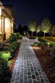 Solar Patio Lighting Ideas by Landscape Lighting Ideas Walkways Breathingdeeply