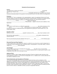 end of lease letter to landlord template free blank residential lease agreement text template sample our