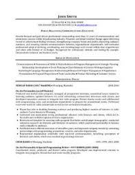 Pr Resume Examples by Sample Resume For Public Relations Officer Creative Resume