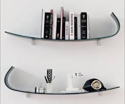 spine wall shelf for narrow spaces