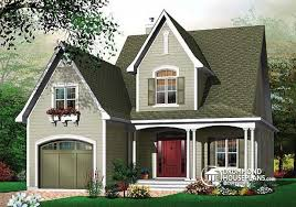 traditional house house plan w2669 detail from drummondhouseplans com