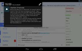 android irc irc client for android software recommendations stack exchange