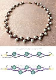 around the beading table 4392 best necklaces images on pinterest bead jewelry bead