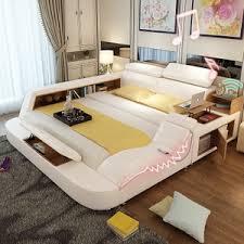 bed shoppong on line leather bed sale shop online for leather bed at ezbuy sg