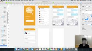 prototype with sketch invision and craft youtube