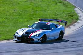 Dodge Viper 2017 - we drive the fully adjustable customizable 2016 dodge viper acr