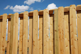How To Build Backyard Fence How To Build A Wood Privacy Fence Buildipedia