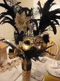 Centerpieces Sweet 16 by Best 25 Masquerade Centerpieces Ideas On Pinterest Masquerade