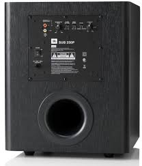 8 inch home theater subwoofer amazon com jbl sub 260p 12 inch 300 watt powered subwoofer home