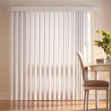 home decorator blinds home decorators collection 4 5 in ivory pvc vertical blind 78