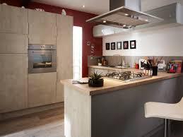 cuisine effet beton déco comment donner un air industriel à sa cuisine
