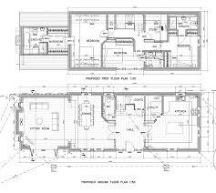 narrow lot plans narrow lot modern house plans modern house