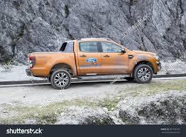 truck ford ranger hoabinh vietnam ford ranger wildtrack 2015 stock photo 361779710