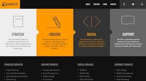 Beautiful Modern Website Design Ideas Gallery Interior Design