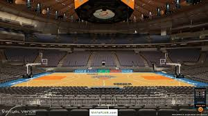 madison square garden seating chart section 117 view mapaplan com