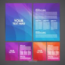 free illustrator brochure templates free editable flyer templates fieldstation co