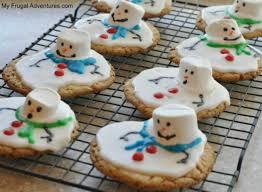 7 christmas sugar cookies