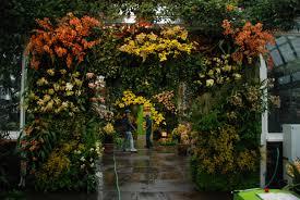 Botanical Garden Orchid Show New York Botanical Garden Orchid Expo 2012 Vertical Garden