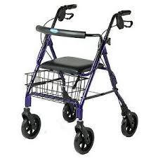 senior walkers with wheels walker wheels ebay