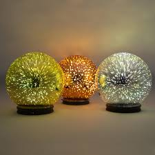 Glow In The Dark Gazing Ball Mercury Glass Gazing Balls Vivaterra
