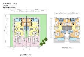 Ponderosa Floor Plan New Development Ponderosa Vista 2 By Berinda Properties Sdn Bhd