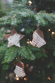 rustic diy ornaments ideas