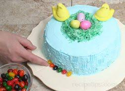 Easter Decorations Cake by Easter Cake How To Cooking Tips Recipetips Com