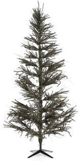 10 ft artificial tree unlit w stand 2932 tip green brown