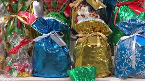kringle express 72pc gift bag set w customer request larger bags