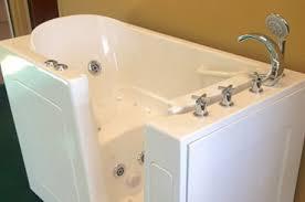 senior walk in tubs cost estimates improvement center